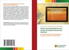 Índice de Inadimplência do Fundo de Desenvolvimento Distrital kitap kapağı