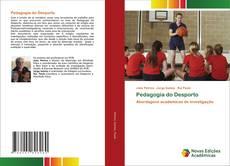 Buchcover von Pedagogia do Desporto