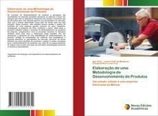 Capa do livro de Elaboração de uma Metodologia de Desenvolvimento de Produtos
