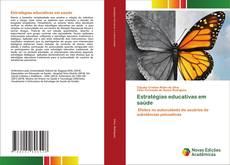 Capa do livro de Estratégias educativas em saúde