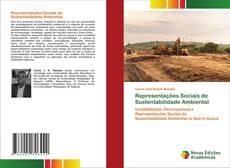 Bookcover of Representações Sociais de Sustentabilidade Ambiental