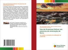 Обложка Uso da Gramínea Vetiver em passivos de mineração de ferro: