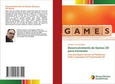 Обложка Desenvolvimento de Games 2D para iniciantes
