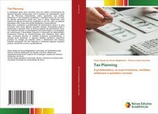 Обложка Tax Planning