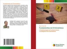 Bookcover of Fundamentos da Criminalística