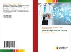 Обложка Biotecnologia e Saúde Publica