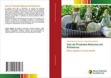 Capa do livro de Uso de Produtos Naturais em Polímeros