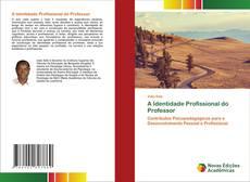 Bookcover of A Identidade Profissional do Professor