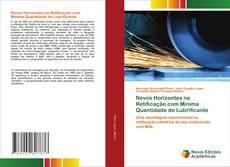Обложка Novos Horizontes na Retificação com Mínima Quantidade de Lubrificante