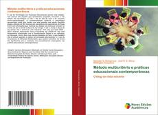 Обложка Método multicritério e práticas educacionais contemporâneas