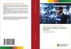 Обложка Geometria Analítica e Álgebra Vetorial