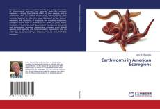 Bookcover of Earthworms in American Ecoregions