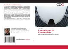Bookcover of La estructura en Psicoanalisis