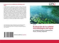 Bookcover of Evaluación de la calidad microbiológica del agua