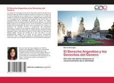 Buchcover von El Derecho Argentino y los Derechos del Genero