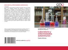 Capa do livro de Laboratorio y enfermedades autoinmunes