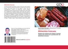 Buchcover von Alimentos Inocuos