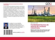 Factibilidad técnica de mezcla de residuos industriales的封面