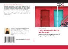 Buchcover von La irreverencia de los feminismos