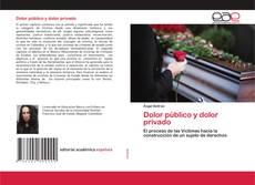 Buchcover von Dolor público y dolor privado
