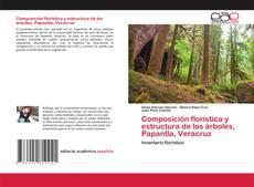 Portada del libro de Composición florística y estructura de los árboles, Papantla, Veracruz