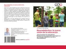 Buchcover von Neurodidáctica: la nueva visión de la educación