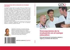 Capa do livro de Concepciones de la evaluación en el campo educativo