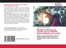 Bookcover of Modelo de BI para el análisis de los POSPR desarrollados por la ANT