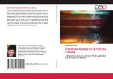 Bookcover of Estética Camp en América Latina