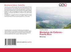 Bookcover of Montañas de Collores - Puerto Rico