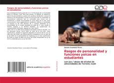 Обложка Rasgos de personalidad y funciones yoícas en estudiantes