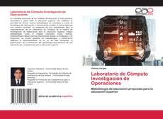 Capa do livro de Laboratorio de Cómputo Investigación de Operaciones