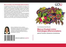 Buchcover von Marca Ciudad como Estrategia diferenciadora