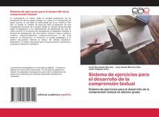 Bookcover of Sistema de ejercicios para el desarrollo de la comprensión textual