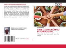ARTE GASTRONÓMICO INTERNACIONAL的封面