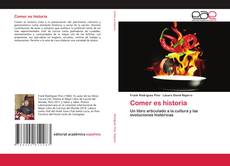Bookcover of Comer es historia