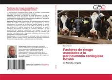 Bookcover of Factores de riesgo asociados a la perineumonia contagiosa bovina