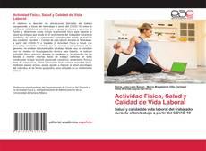 Обложка Actividad Fisica, Salud y Calidad de Vida Laboral