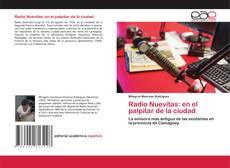Capa do livro de Radio Nuevitas: en el palpitar de la ciudad