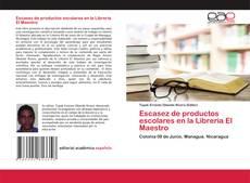 Bookcover of Escasez de productos escolares en la Libreria El Maestro