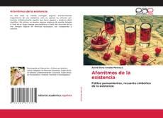 Bookcover of Aforritmos de la existencia