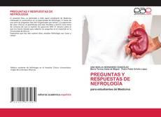 PREGUNTAS Y RESPUESTAS DE NEFROLOGÍA的封面