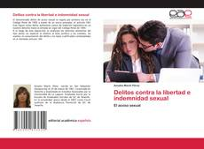 Bookcover of Delitos contra la libertad e indemnidad sexual