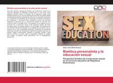 Borítókép a  Bioética personalista y la educación sexual - hoz