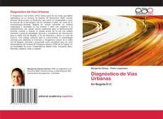 Capa do livro de Diagnóstico de Vías Urbanas