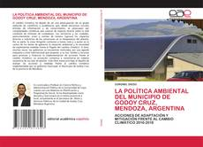 Capa do livro de LA POLÍTICA AMBIENTAL DEL MUNICIPIO DE GODOY CRUZ, MENDOZA, ARGENTINA