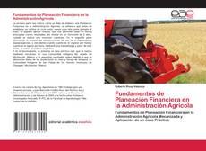 Borítókép a  Fundamentos de Planeación Financiera en la Administración Agrícola - hoz