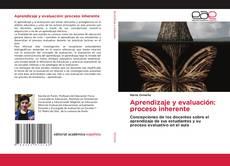 Bookcover of Aprendizaje y evaluación: proceso inherente