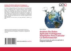 Bookcover of Análisis De Datos Aplicado A Imágenes Satelitales Para Calcular La Deforestación