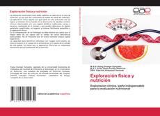 Couverture de Exploración física y nutrición